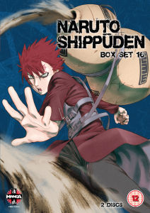 Naruto Shippuden Collection 16 (Episodes 193-205)