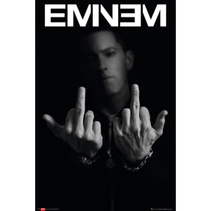 Eminem Finger - Maxi Poster - 61 x 91.5cm