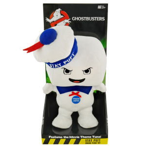 Ghostbusters 9 Inch Plush With Sound - Angry Stay Puft