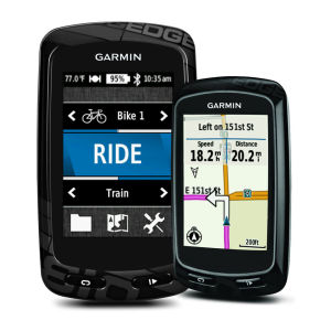 Garmin Edge 810 Performance & Navigation GPS Cycle Computer (European Maps)
