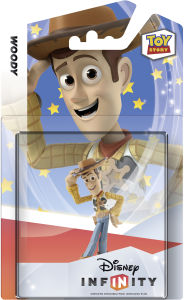 Disney Infinity: Woody Figure