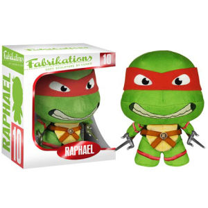 Teenage Mutant Ninja Turtles Raphael Fabrikations Plush Figure