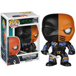 DC Comics Arrow Deathstroke Funko Pop! Vinyl Figur