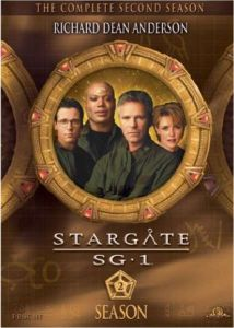 Stargate SG-1 - Seizoen 2 Box Set