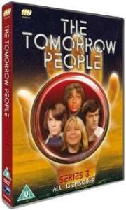 The Tomorrow People - Series 3 (Box Set)