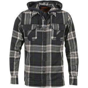 Soul Cal Men's Horizon Shirt - Grey Check