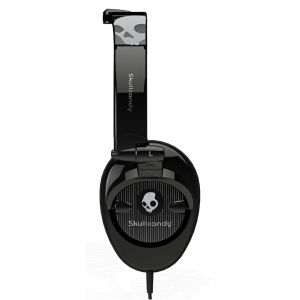 Skullcandy SkullCrusher 2.0 Headphones with Mic - Black