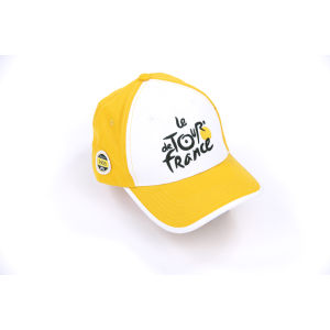 Tour De France Logo Cap - White/Yellow