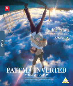 Patema Inverted - Standard Edition (Dual Format Edition)