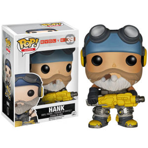 Evolve Hank Pop! Vinyl Figure