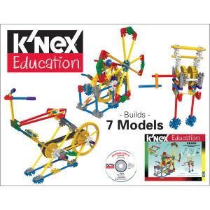 K'NEX Intro to Simple Machines: Gears (78630)