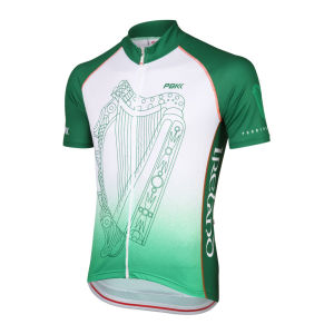 PBK Ireland Flag Cycling Jersey