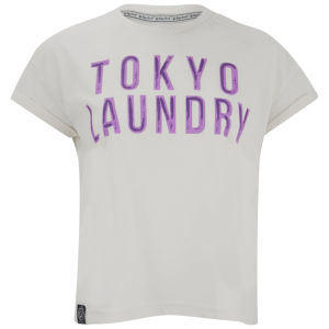 Tokyo Laundry Women's Millie T-Shirt - Ivory