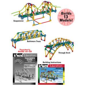 K'NEX Intro to Structures: Bridges (78640)