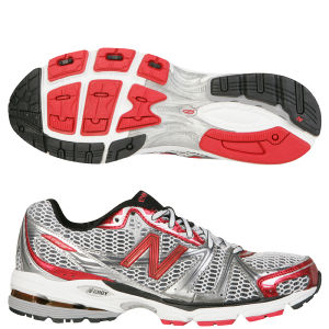 New Balance Men's 759 Running Shoe - White/Red/Silver