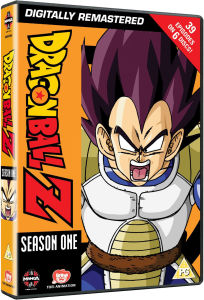 Dragon Ball Z - Season 1