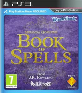 PlayStation Move: Wonderbook: Book of Spells