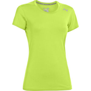Under Armour Women's Sonic Short Sleeve T-Shirt - X-Ray/Graphite