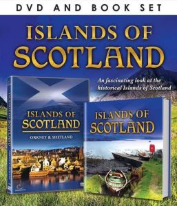 Islands of Scotland (Bevat Book)