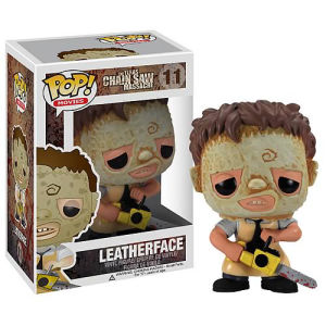 Figurine Pop! Leatherface - Massacre à la Tronçonneuse