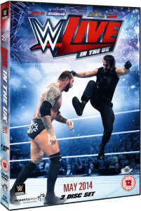 WWE: Live in the UK - May 2014