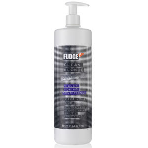Clean Blonde Violet Conditioner de Fudge (1000ml)