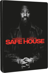 Safe House - Limited Edition Steelbook (Blu-Ray, DVD and Digital Copy)