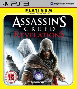 Assassin's Creed Revelations Platinum