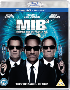 Men in Black 3 3D (Includes UltraViolet Copy)