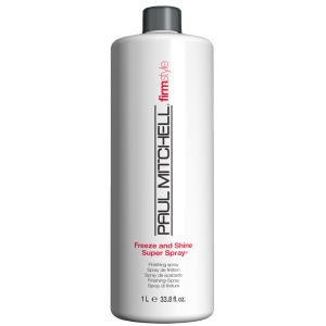 Spray de finition Paul Mitchell Freeze & Shine (1000ml)