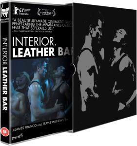 Interior: Leather Bar