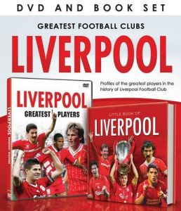 Greatest Football Clubs: Liverpool (Bevat Book)