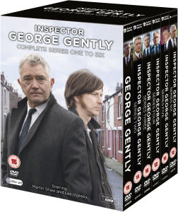 Inspector George Gently - The Complete Series 1-6