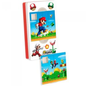Puzzle Case - Mario Bros