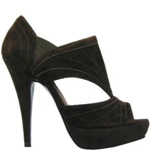 Diavolina Women's Sonia Shoes - Chocolate
