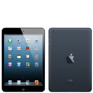 Apple iPad Mini: 64GB Wifi + 3G and 4G - Black and Slate