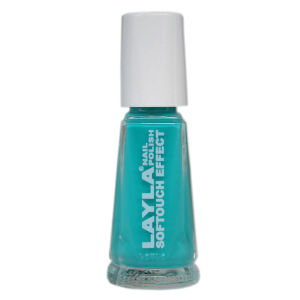 Layla Cosmetics Softouch Effect Nail Polish N.09 Aqua Zen (10ml)