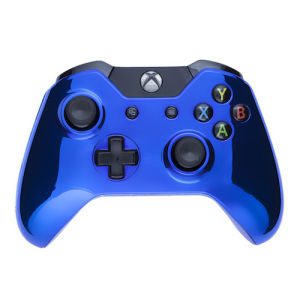 Xbox One Wireless Custom Controller - Chrome Blue