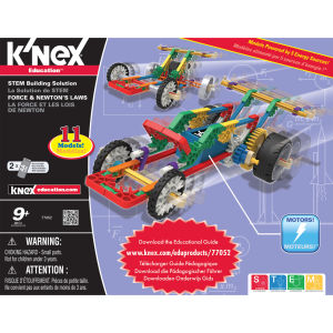 K'NEX Force and Newton's Laws (77052)