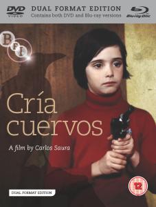 Cria Cuervos (Dual Format Editie)
