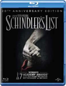 Schindlers List - 20th Anniversary Editie (Bevat Digital en UltraViolet Copies)