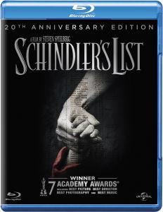 La Liste de Schindler - Édition 20ème Anniversaire (+ Copie UV et Digitale)