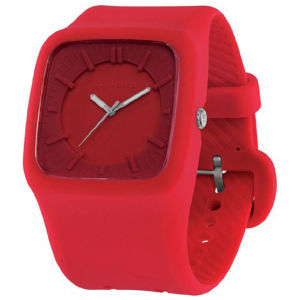 Converse Clocked Watch - Red