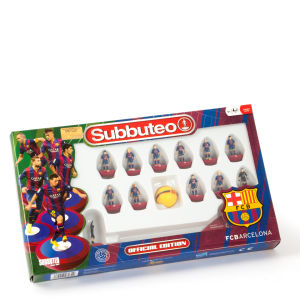 Subbuteo Barcelona Team Set