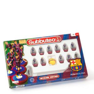 Subbuteo Barcelona Team Set