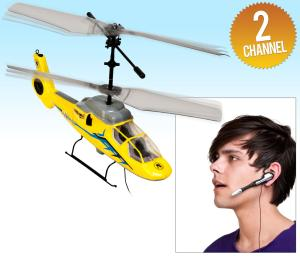 Voice Control Helicopter