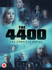 The 4400 - Complete Verzameling: Seizoen 1-4 [Box Set]