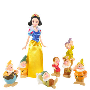 Little People Disney Snow White and the 7 Dwarfs Figures