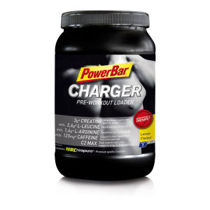 Powerbar Charger Lemon Powder 1200g Jar