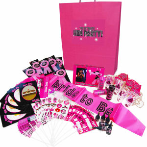 The Ultimate Hen Party Kit